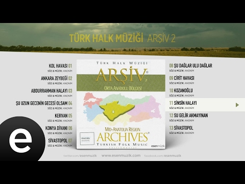 Sinsin Halayı (Türk Halk Müziği) Official Audio #sinsinhalayı #türkhalkmüziği