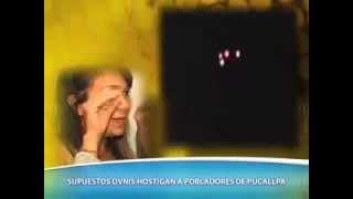 UFO Sightings in Pucallpa, Peru February 2014