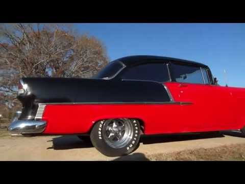 1955 BelAir Chevy Big Block Street Machine