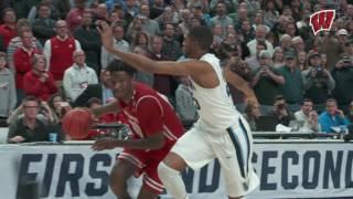 Wisconsin vs Villanova Highlights