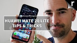 Huawei Mate 20 Lite Tips and Tricks | Best EMUI features explored