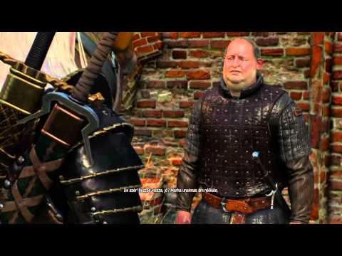 The Witcher 3 Wild Hunt magyar felirattal 8 rész
