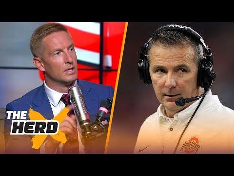 Joel Klatt talks Chip Kelly's recent struggles, and Urban Meyer's return   CFB   THE HERD