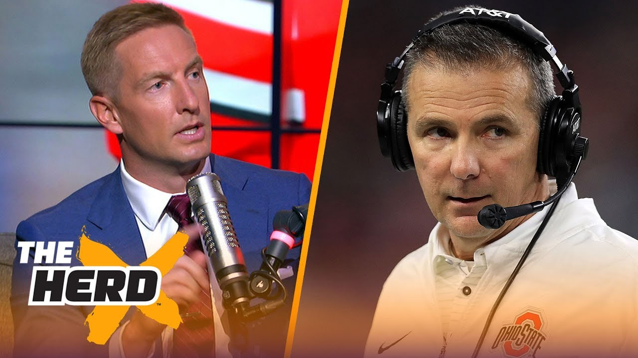 Joel Klatt talks Chip Kelly's recent struggles, and Urban Meyer's return | CFB | THE HERD