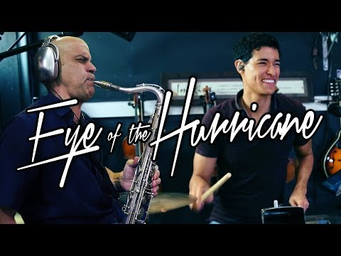 Eye Of The Hurricane (feat. Tony Succar) - Pablo Gil & Raices Jazz Orchestra