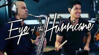 Eye Of The Hurricane (feat. Tony Succar) - Pablo Gil & Raices Jazz Orchestra