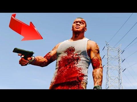 El mod mas sangriento y brutal de GTA 5!! - GTA V PC (Grand Theft Auto 5)