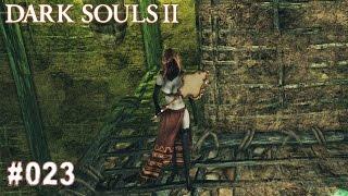 DARK SOULS 2 | #023 - Meine Erzfeindin! | Let's Play Dark Souls (Deutsch/German)