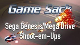 Game Sack - Genesis / Mega Drive Shoot-em-Ups