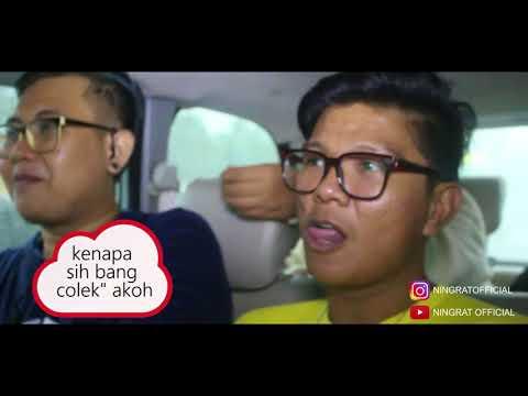 Behind The Scene Video Clip Ningrat BNN #1 (Breaking News Ningrat) Part 1