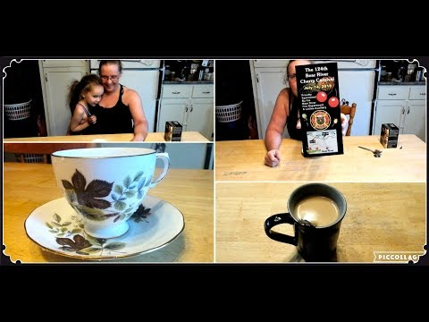 DITL: Massage, Weekend Plans, Teacup Chat!