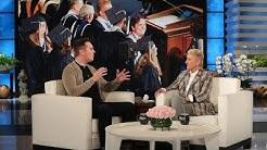 Ellen Meets Inspiring Mormon Valedictorian
