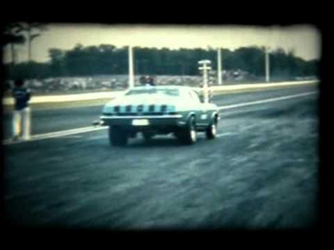 Vintage Drag Racing - Englishtown NJ 1970
