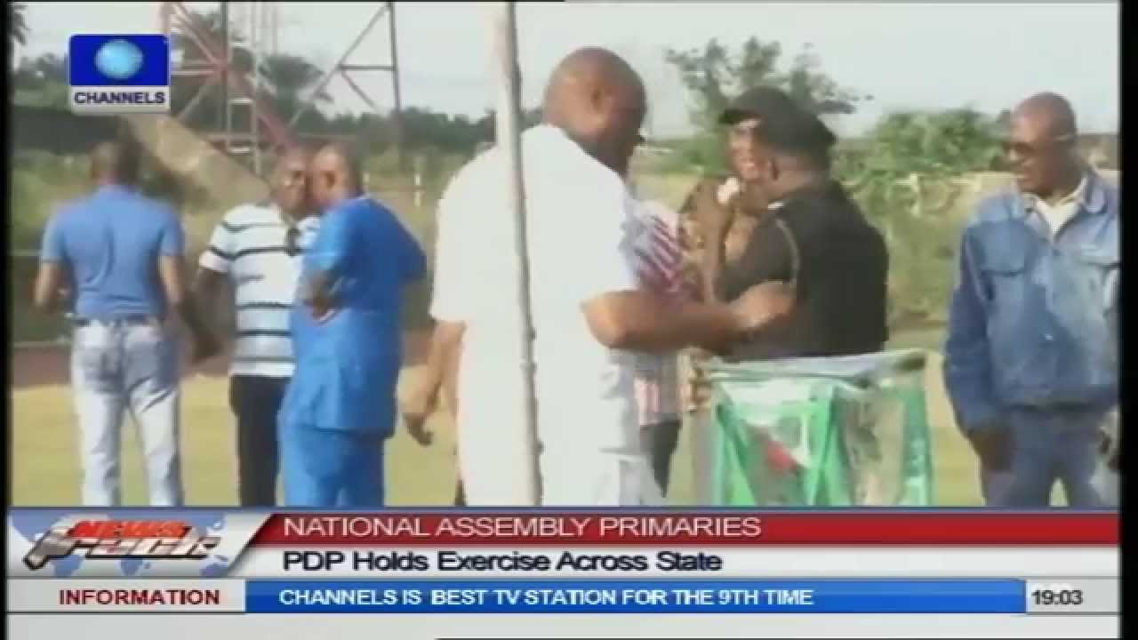 Recap Of PDP National Assembly Primaries Across Nigeria