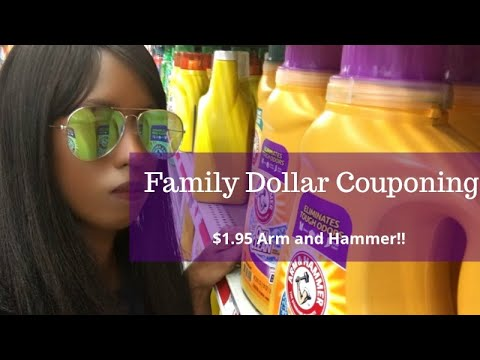 Family Dollar $5 Off $25.  All Digital Couponing.  Arm And Hammer!!  Grocery Haul. Cheap Lobster!!
