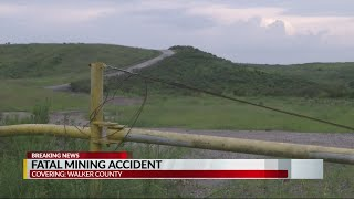 Fatal mining accident Walker County