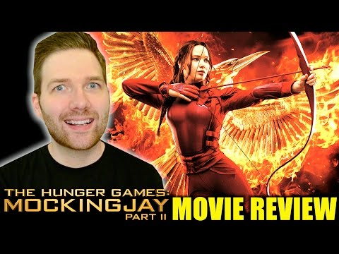 The Hunger Games: Mockingjay Part 2 - Movie Review