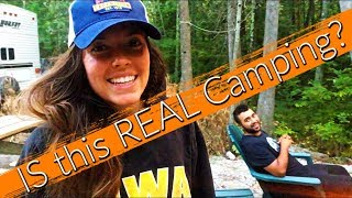 Is RV Living RËAL Camping? Back In Door County, Wisconsin!