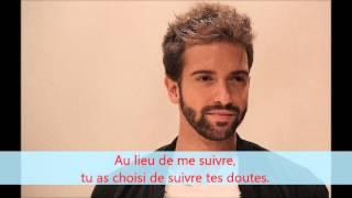 "Pablo Alborán ""Ne m´oublie pas"" lyrics"