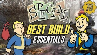 Fallout 76 SPECIAL: Must Have ESSENTIAL Build! #Fallout76