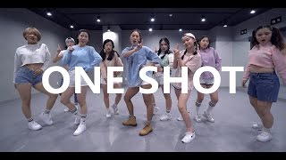 Robin Thicke - One Shot ft.Juicy J / Choreography. Jane Kim