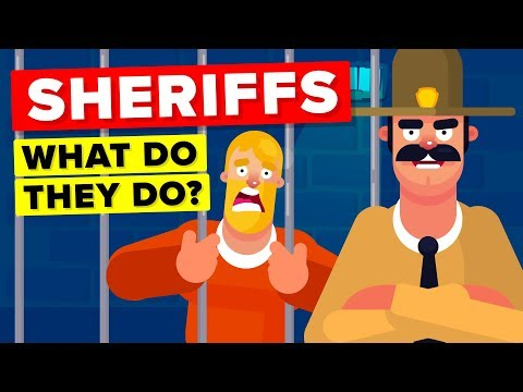 What Does a Sheriff ACTUALLY Do?