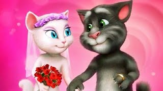 Batla House - O Saki Saki Talking Tom & Angela Full Video Song