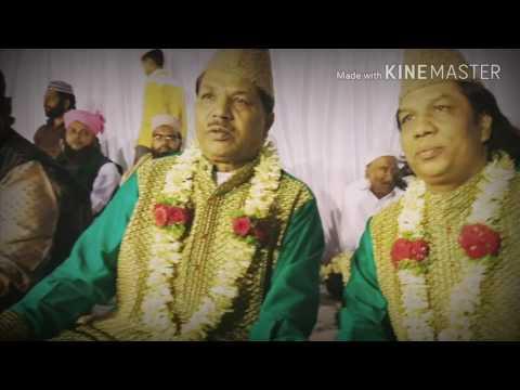 Aaj Rang Hai By Nizami Brothers Ghulam Sabir Ghulam Waris Qawwal