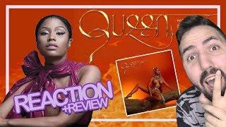 Baixar REACTION + REVIEW || Nicki Minaj - Queen (Faixa a Faixa)