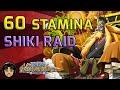 Walkthrough for Shiki 60 Stamina Raid [One Piece Treasure Cruise]
