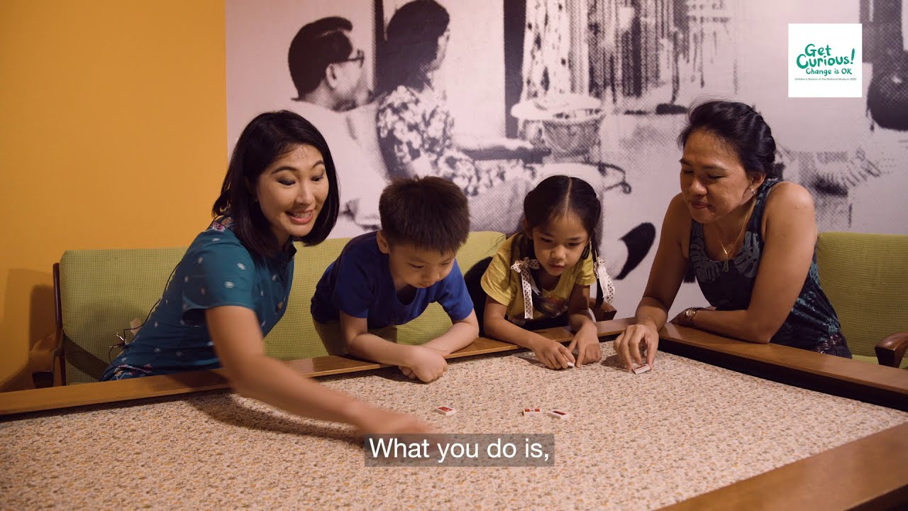 Family Mindfulness at the National Museum: Mindful Living