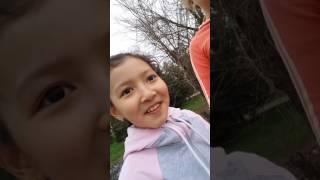 Влог /гуляю в Президентском парке