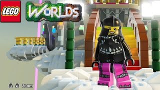 Lego Worlds - Sky Castle [16]