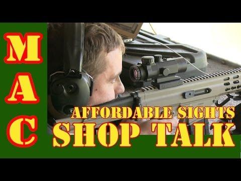 Shop Talk: Affordable Optics