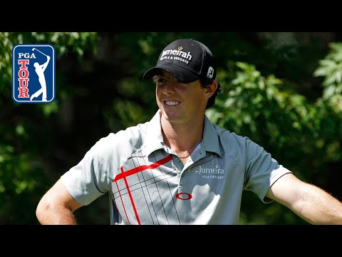 Rory McIlroy's best shots from 2012