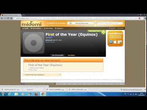Vidéo #2 - Comment trouver le titre d'une chanson avec le pc [Sans logiciel]
