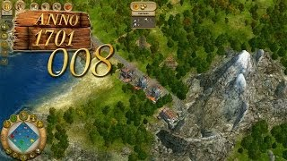 Anno 1701 #008 - Outsourcing wie die Großen ♦ Let´s Play Anno 1701