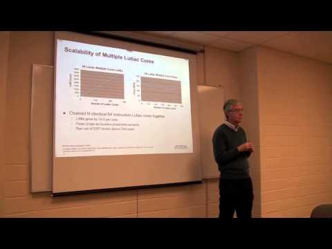 LUTIAC - Small Processors for Small Programs