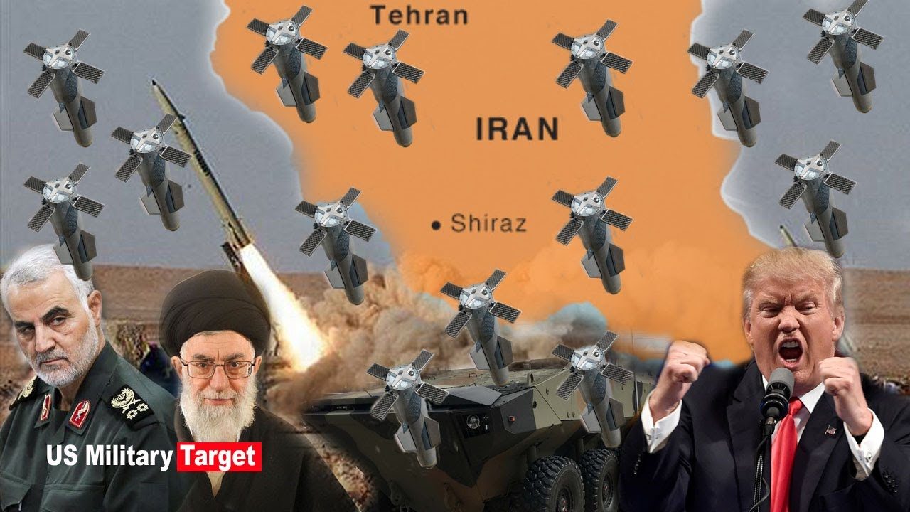 Download lran Shocked: These 5 Weapons Would Be Part Of America's Opening Salvo Against lran