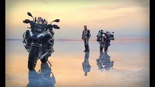 R1200GS on Death Road - The most Dangerous Road in the World? | Salar de Uyuni