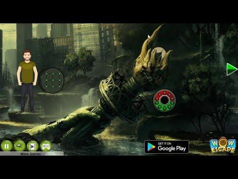 Wow Escape from Apocalypse walkthrough Wowescape.