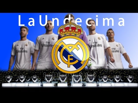 Real Madrid La Undecima Song (INSTRUMENTAL COVER) | Cubase 8 pro