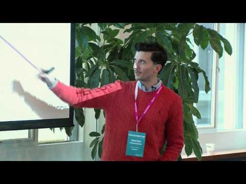 Dimitar Stanimioroff - Building & scaling sales teams using Agile, SaaS Meetup