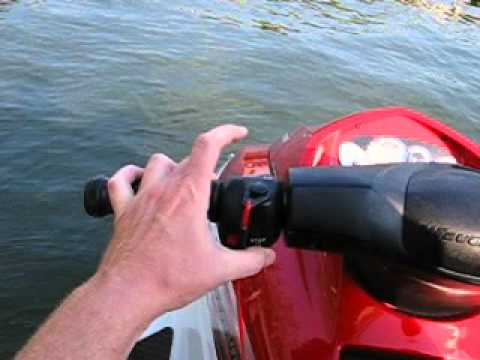 how to start yamaha waverunner