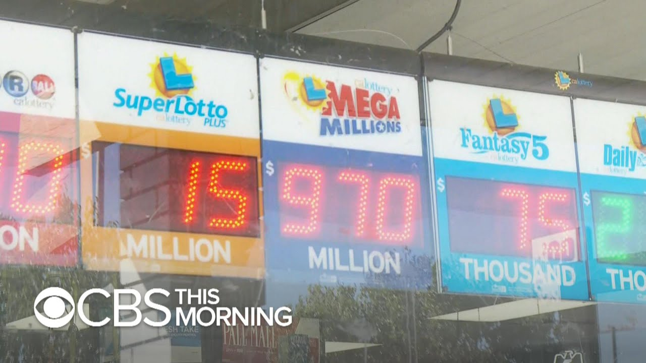 Mega Millions jackpot grows to $970M after no winners hit Tuesday ...