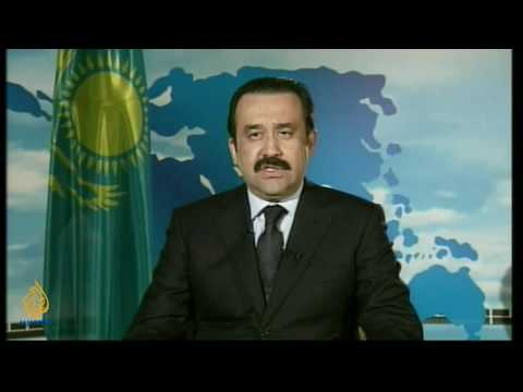 Talk to Al Jazeera - Karim Massimov