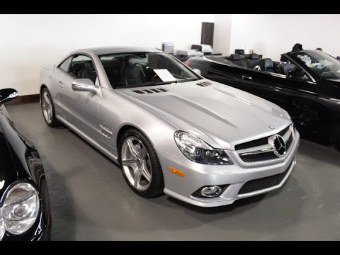 2012 mercedes benz sl550 for sale in canton ohio jeff 39 s motorcars youtube. Black Bedroom Furniture Sets. Home Design Ideas