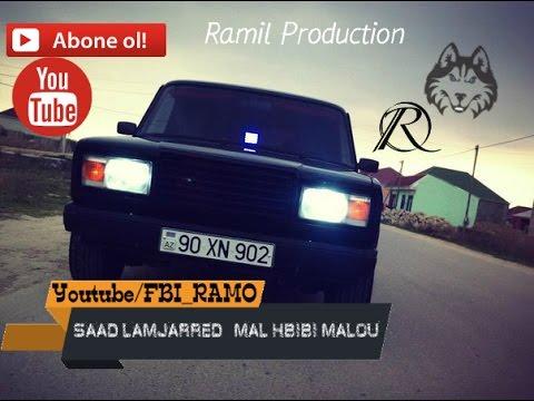 Azeri-Bass -Saad LAMJARRED Mal Habibi Malou