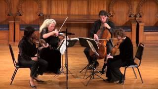 Ives Quartet: String Quartet in E minor (Giuseppe Verdi) Excerpt