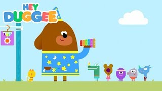 The Voice Badge - Hey Duggee Series 2 - Hey Duggee